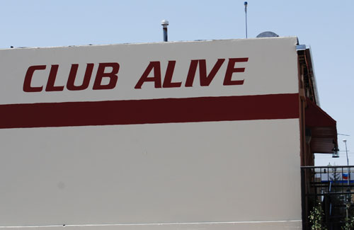 Club Alive gay bar and club
